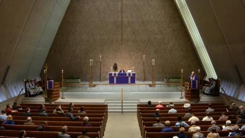 Thumbnail for entry Kramer Chapel Sermon - April 13, 2017