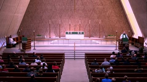 Thumbnail for entry Kramer Chapel Sermon - Friday, February 21, 2020