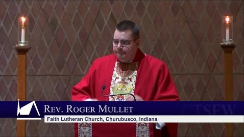 Thumbnail for entry Kramer Chapel Sermon - Tuesday, September 21, 2021