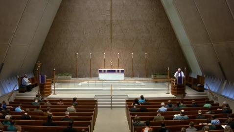 Thumbnail for entry Kramer Chapel Sermon - March 17, 2017