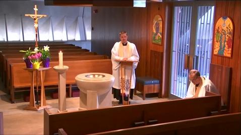 Thumbnail for entry Kramer Chapel Sermon - Monday, April 13, 2020