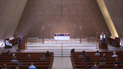 Thumbnail for entry Kramer Chapel Sermon - Friday, February 26, 2021
