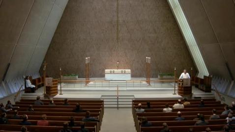 Thumbnail for entry Kramer Chapel Sermon - May 05, 2017
