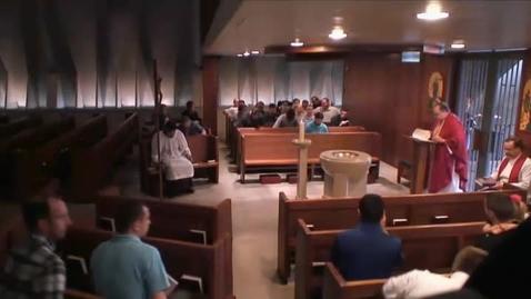 Thumbnail for entry Kramer Chapel Sermon - June 11, 2015