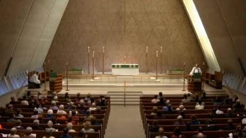 Thumbnail for entry Kramer Chapel Sermon - October 11, 2016