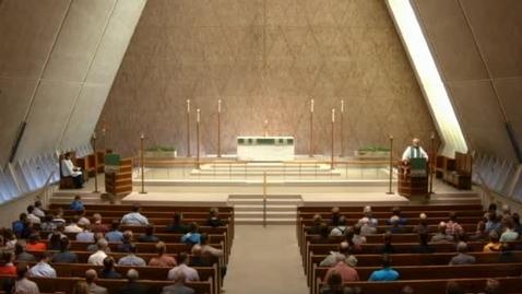 Thumbnail for entry Kramer Chapel Sermon - September 13, 2016