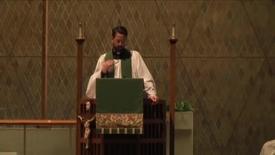 Thumbnail for entry Kramer Chapel Sermon - November 6, 2015