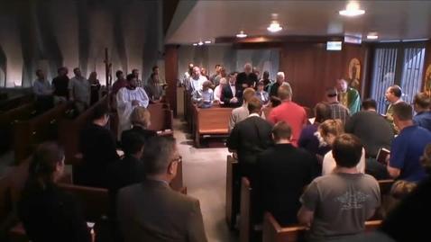 Thumbnail for entry Kramer Chapel Sermon - July 22, 2015