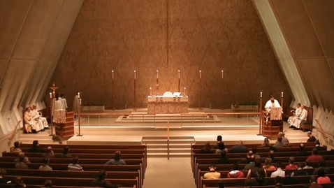 Thumbnail for entry Kramer Chapel Sermon - January 26, 2016