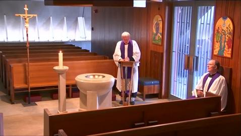 Thumbnail for entry Kramer Chapel Sermon - Friday, April 03, 2020