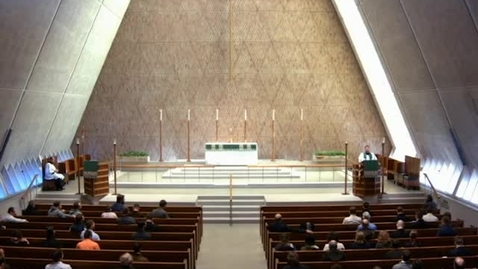 Thumbnail for entry Kramer Chapel Sermon - January 30, 2017