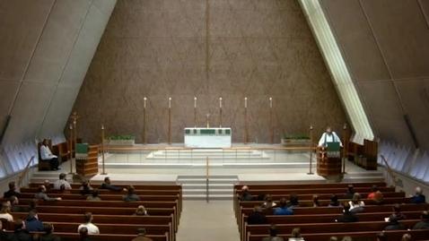 Thumbnail for entry Kramer Chapel Sermon - February 3, 2017