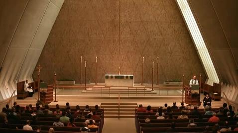 Thumbnail for entry Kramer Chapel Sermon - June 18, 2015