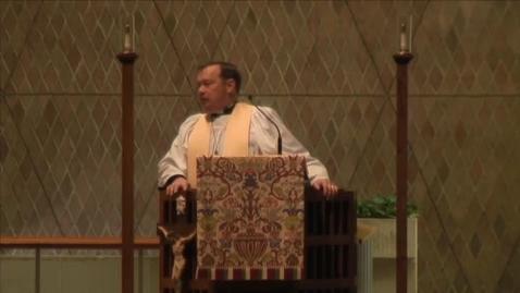 Thumbnail for entry Kramer Chapel Sermon - April 14, 2016