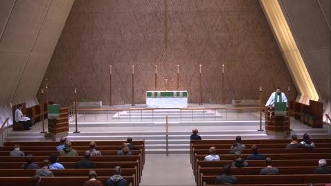 Thumbnail for entry Kramer Chapel Sermon - Thursday, January 14, 2021