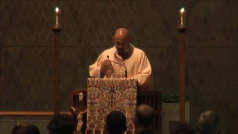 Thumbnail for entry Kramer Chapel Sermon - April 27, 2016