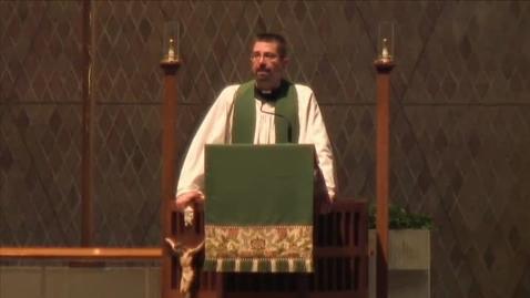 Thumbnail for entry Kramer Chapel Sermon - February 8, 2016