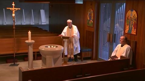 Thumbnail for entry Kramer Chapel Sermon - Thursday, April 30, 2020