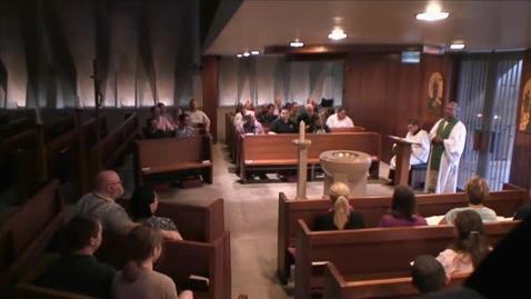 Thumbnail for entry Kramer Chapel Sermon - July 14, 2015