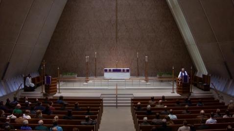 Thumbnail for entry Kramer Chapel Sermon - March 12, 2018