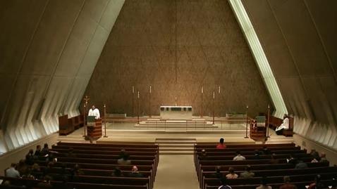 Thumbnail for entry Kramer Chapel Sermon - October 24, 2014