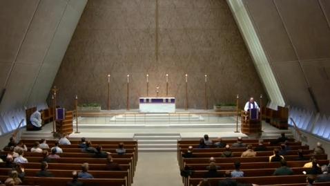 Thumbnail for entry Kramer Chapel Sermon - March 13, 2017