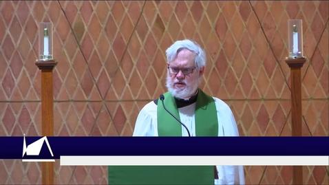 Thumbnail for entry Kramer Chapel Sermon - Monday, February 17, 2020