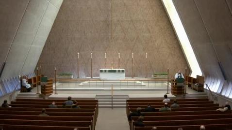 Thumbnail for entry Kramer Chapel Sermon - February 16, 2017