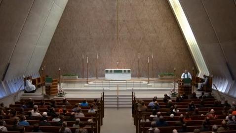 Thumbnail for entry Kramer Chapel Sermon - November 07, 2017