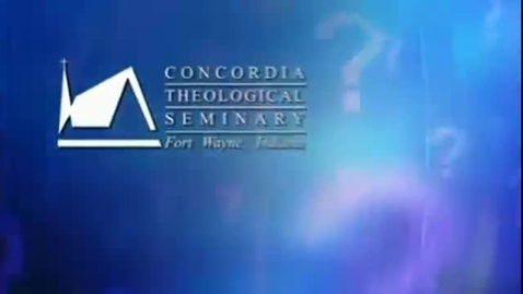 Thumbnail for entry CTS Answers featuring Dr. Douglas Rutt - The Changing Geographical Center of Christianity
