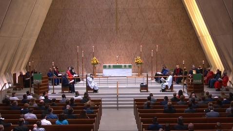 Thumbnail for entry Kramer Chapel Sermon - Tuesday, September 08, 2020