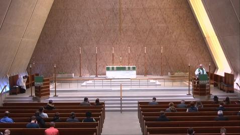 Thumbnail for entry Kramer Chapel Sermon - Thursday, January 21, 2021