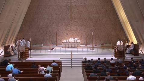 Thumbnail for entry Kramer Chapel Sermon - Thursday, June 24, 2021