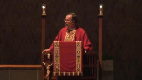 Thumbnail for entry Kramer Chapel Sermon - February 24, 2016