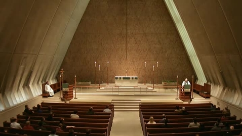 Thumbnail for entry Kramer Chapel Sermon - October 21, 2014