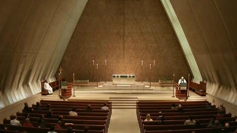 Thumbnail for entry Kramer Chapel Sermon - October 21, 2014