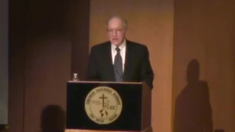Thumbnail for entry 2014 Symposia - The Missouri Synod and the Historical Question of Unionism and Syncretism