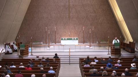 Thumbnail for entry Kramer Chapel Sermon - Friday, September 11, 2020