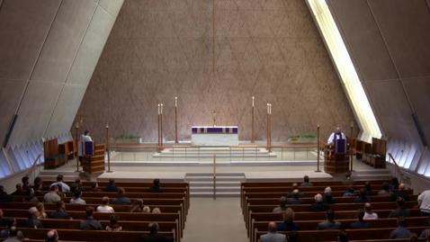 Thumbnail for entry Kramer Chapel Sermon - March 13, 2018