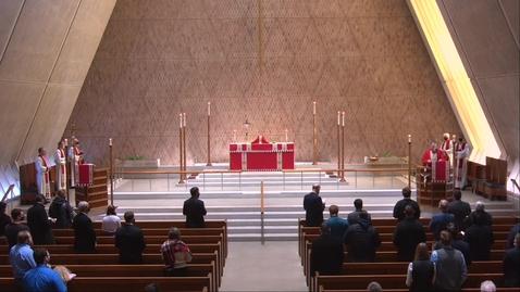 Thumbnail for entry Kramer Chapel Sermon - Wednesday, February 24, 2021