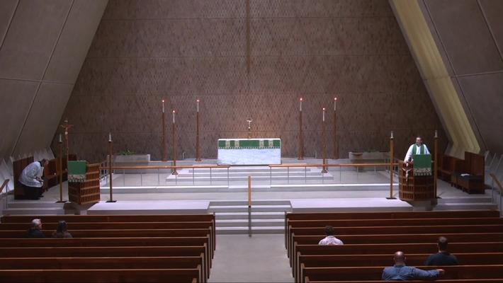 Kramer Chapel Sermon - Monday, August 16, 2021