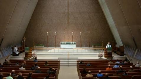 Thumbnail for entry Kramer Chapel Sermon - January 23, 2017