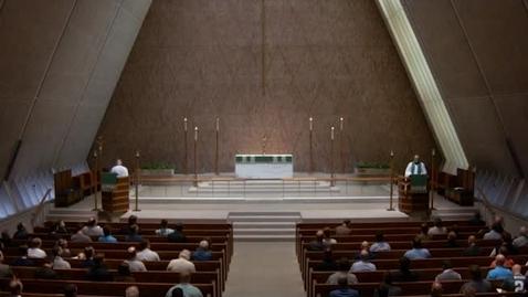 Thumbnail for entry Kramer Chapel Sermon - October 09, 2017