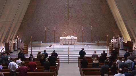 Thumbnail for entry Kramer Chapel Sermon - Monday, January 25, 2021
