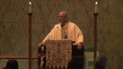 Thumbnail for entry Kramer Chapel Sermon - March 30, 2016