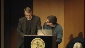 Thumbnail for entry Symposia 2011 - Paul's Use of the Old Testament in Philippians - Video