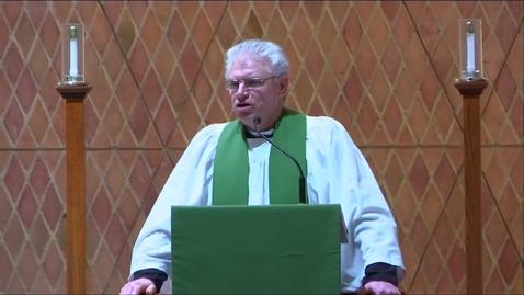 Thumbnail for entry Kramer Chapel Sermon - Tuesday, February 11, 2020