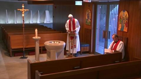 Thumbnail for entry Kramer Chapel Sermon - Friday, June 05, 2020