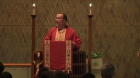 Thumbnail for entry Kramer Chapel Sermon - November 30, 2015