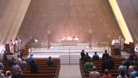 Thumbnail for entry Kramer Chapel Sermon - Wednesday, April 21, 2021